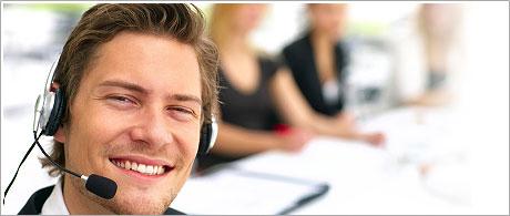 A 24/7/365 client care service